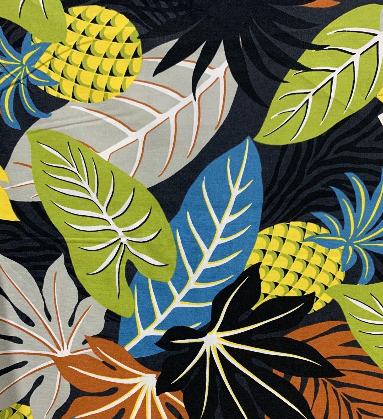 Sevenberry - Stylish Aloha - Navy + Black Base