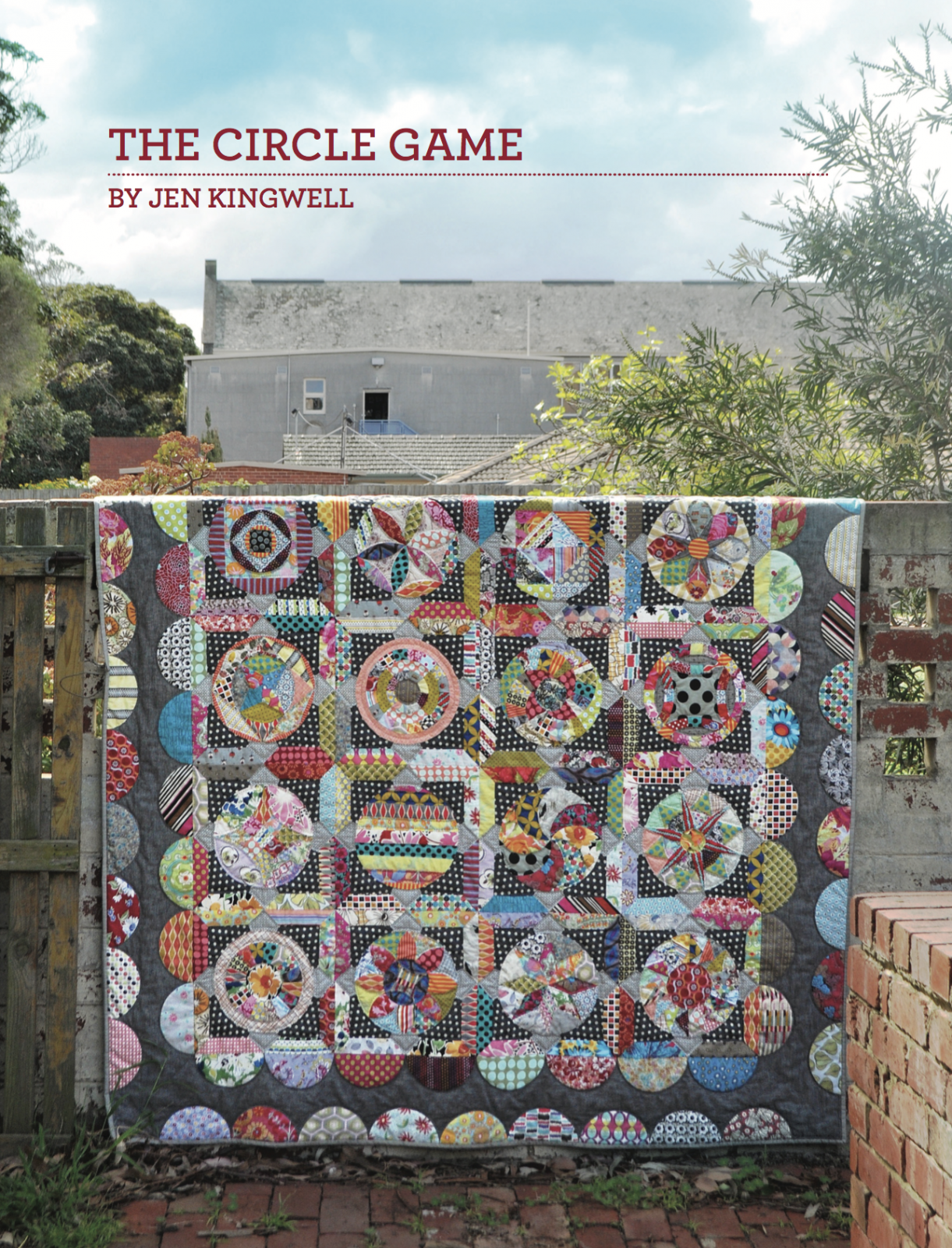 The Circle Game Booklet by Jen Kingwell