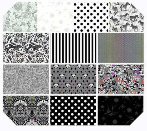 Tula Pink - Linework - Fat Quarter bundle