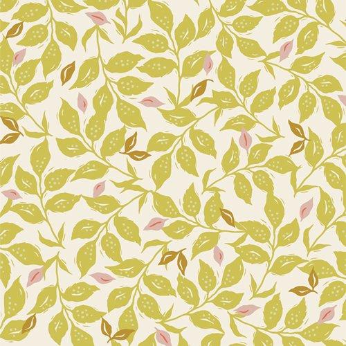 Art Gallery Fabrics - Amy Sinibaldi - Velvet - Woodcut Sunrise