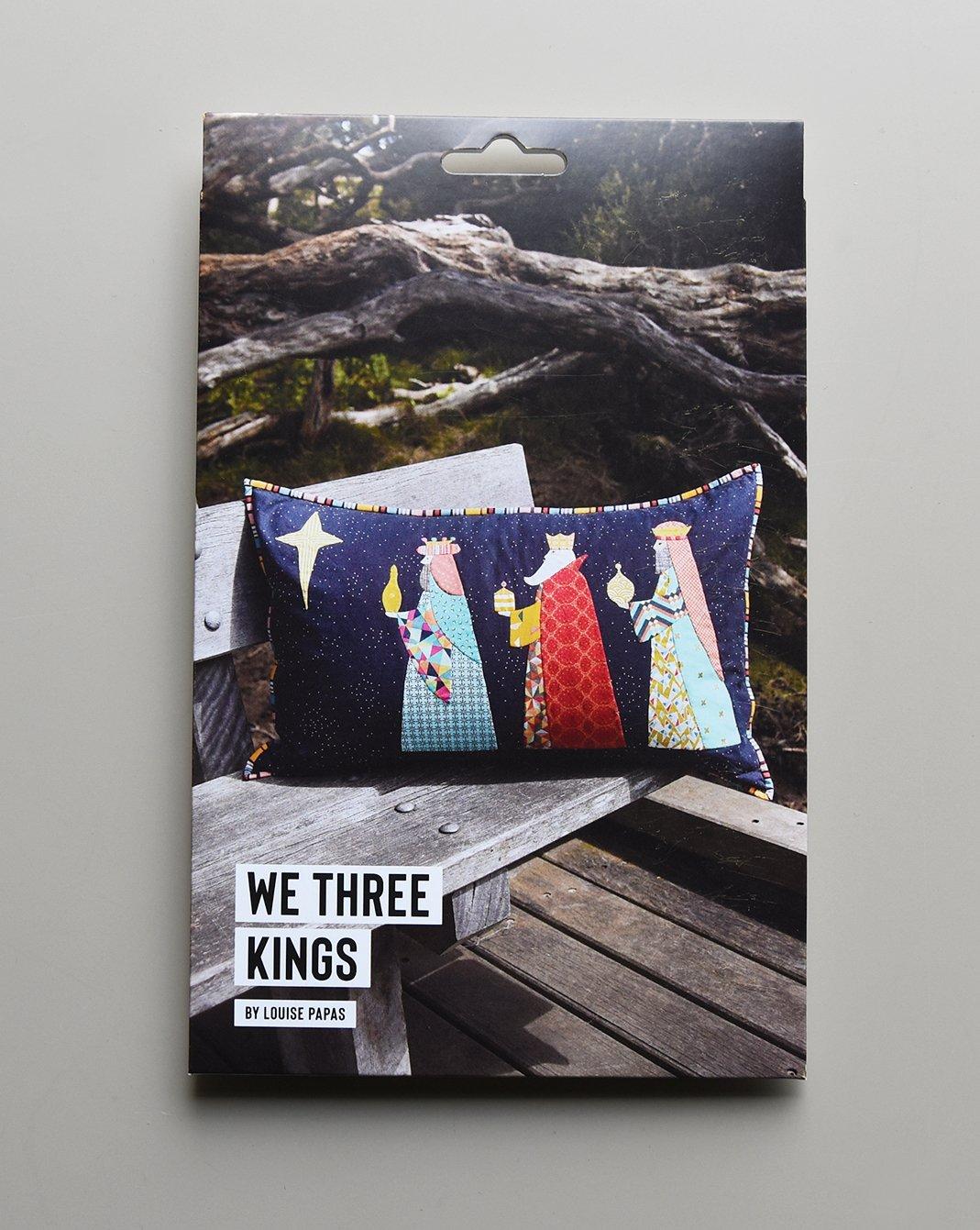 We Three Kings Pattern by Louise Papas