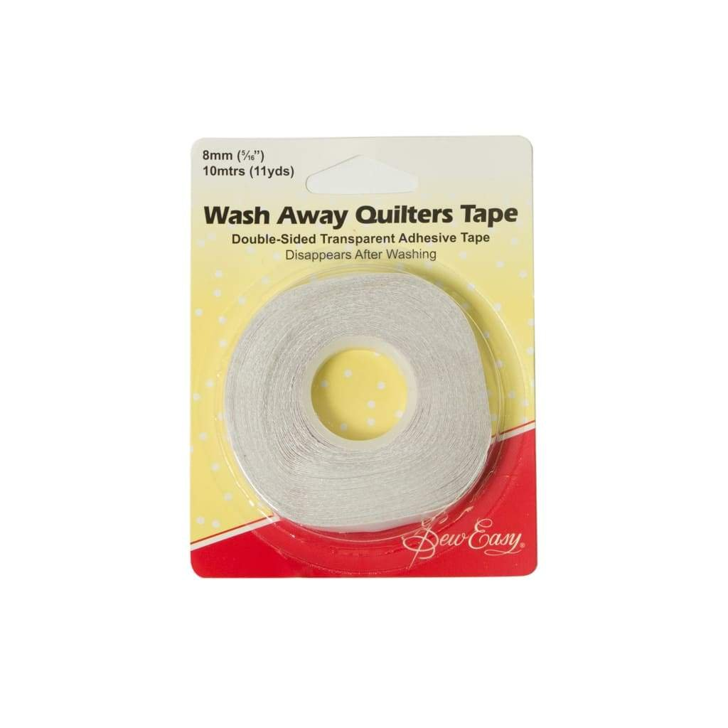 Wash Away Quilters Tape - 5/16 (8mm) x 10m