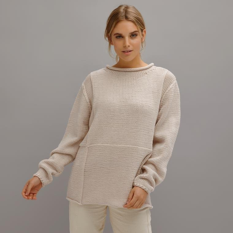 Bellissimo - WILLA 785 - Sweater Pattern