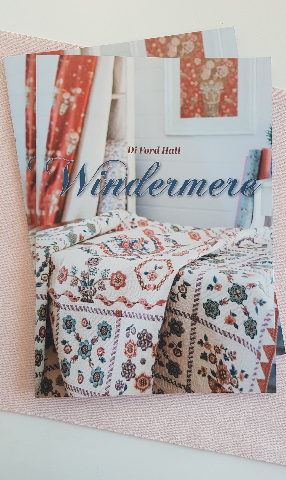 Di Ford-Hall - Windemere - Tribute Booklet and Pattern