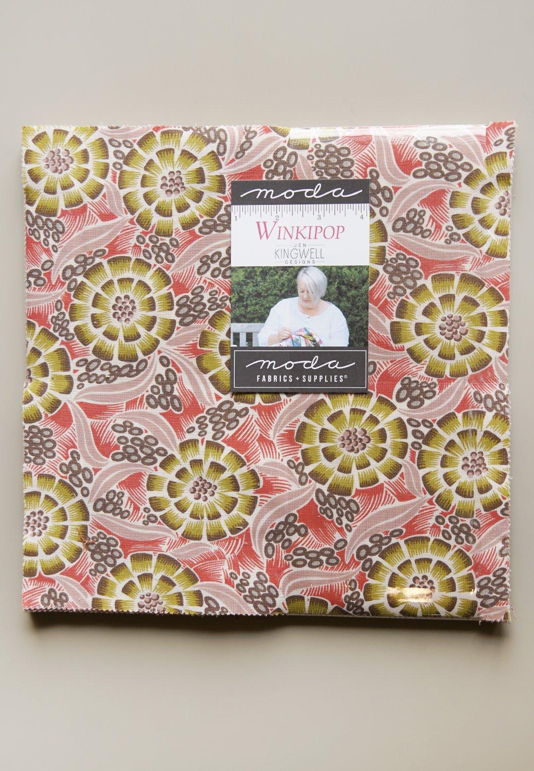 Moda - Jen Kingwell - Winkipop - Layer Cake