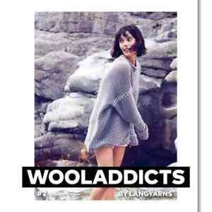 Lang Yarns - Wool Addicts Pattern Book #2