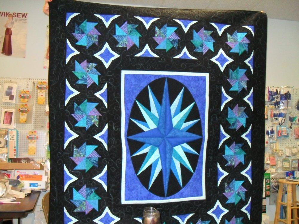 2012 Shop Hop Quilt