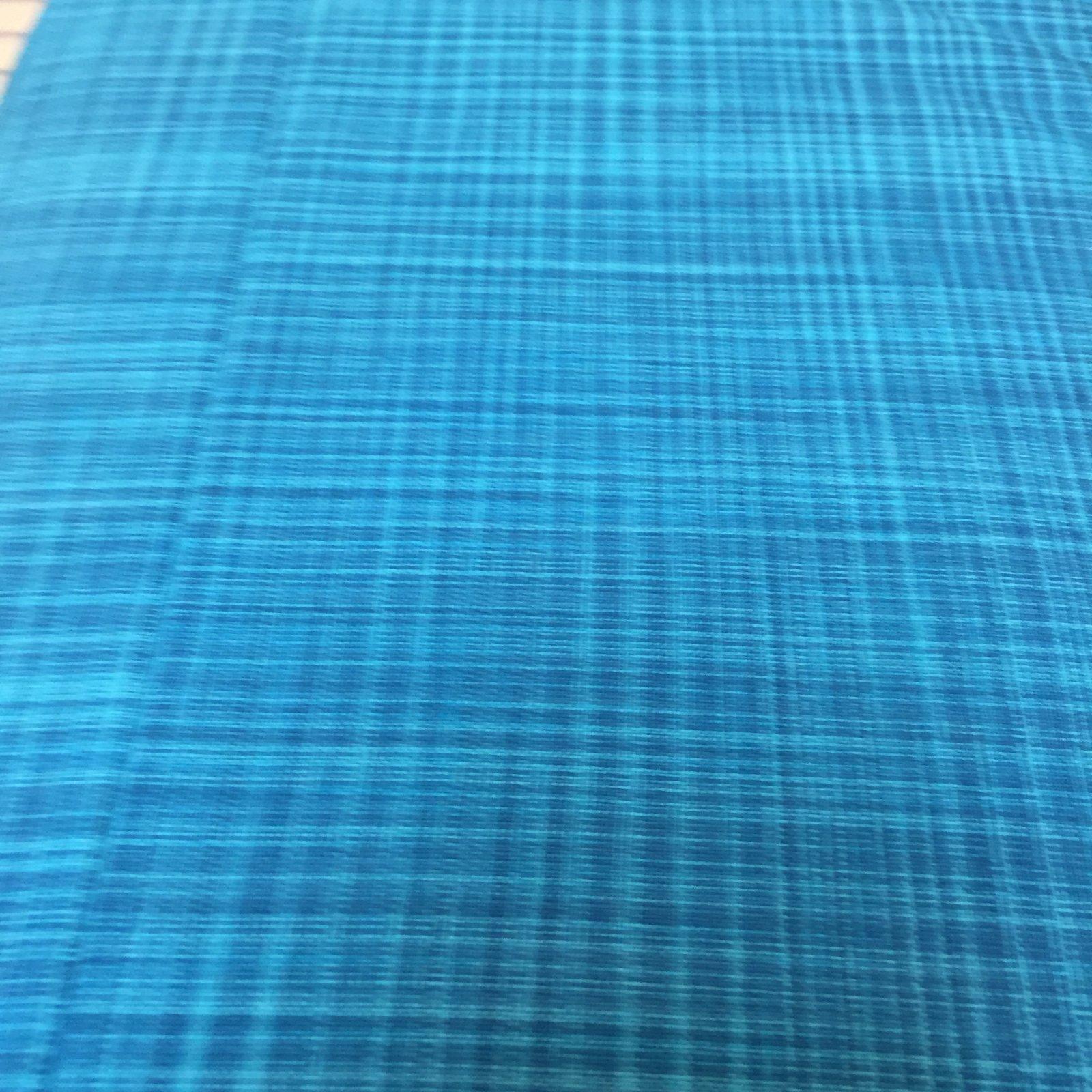 Peppered Brushstrokes - Bahama Blue