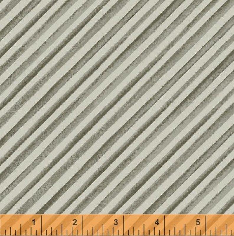 Chloe - grey stripe
