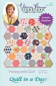 Eleanor Burns Signature Pattern:  Honeycomb Quilt