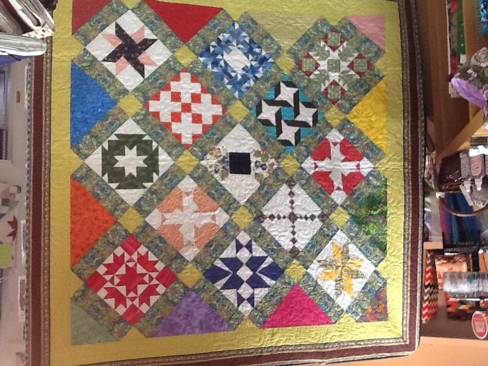 2013 Block of the Month Big Picture