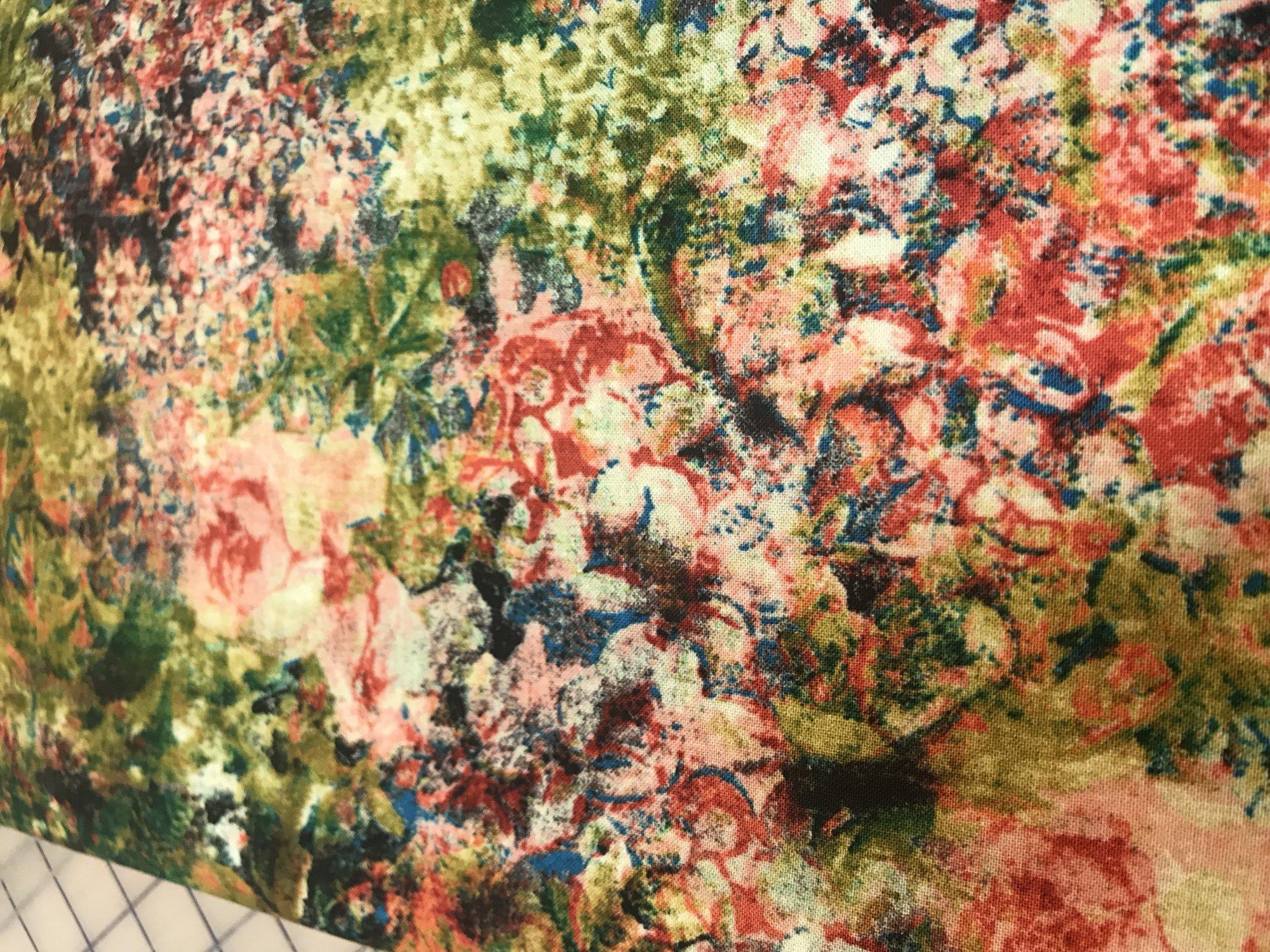 Tim Holtz  Eclectic Elements Bouquet Multi
