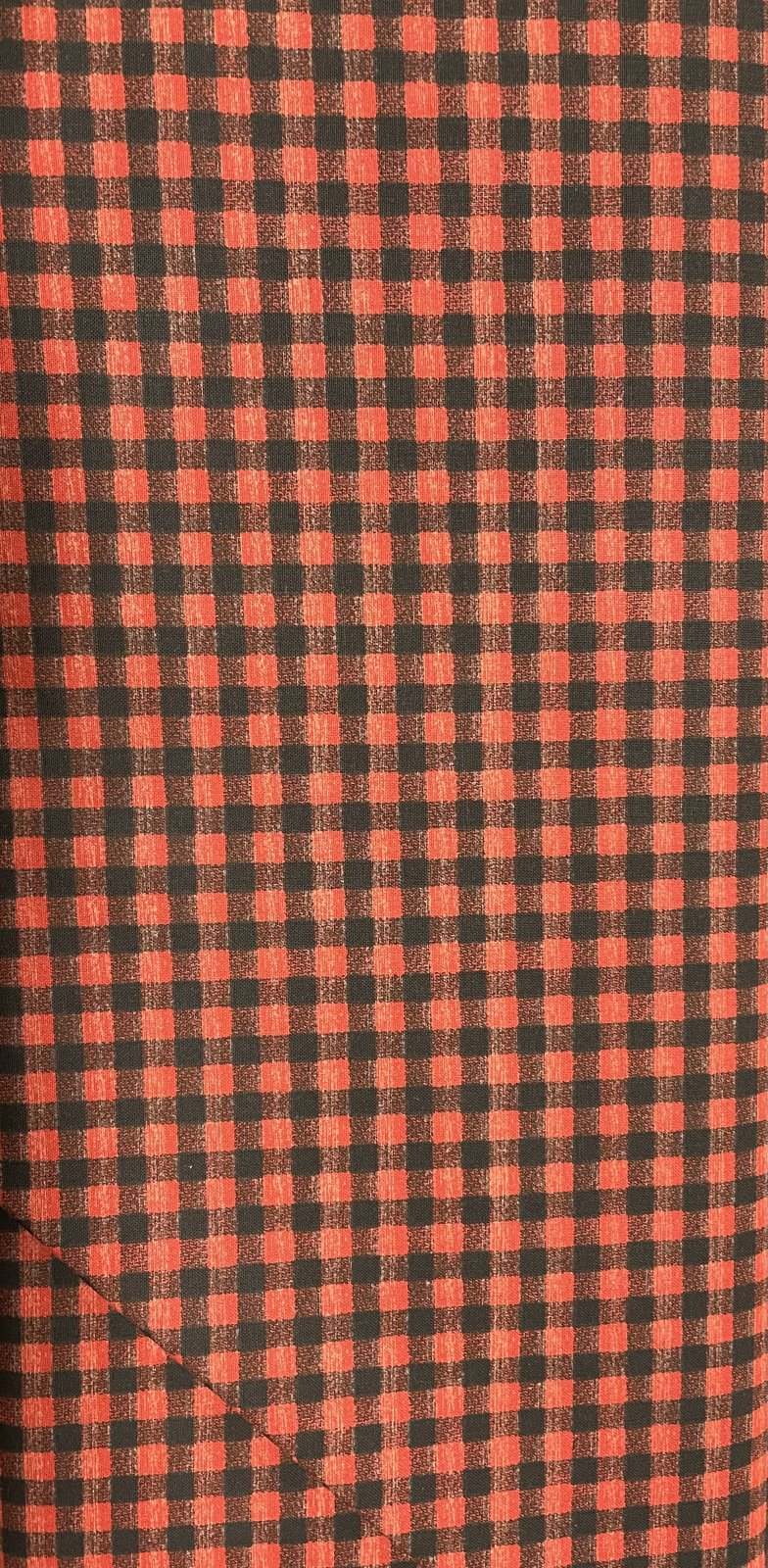 Jingle All The Way - Red Plaid
