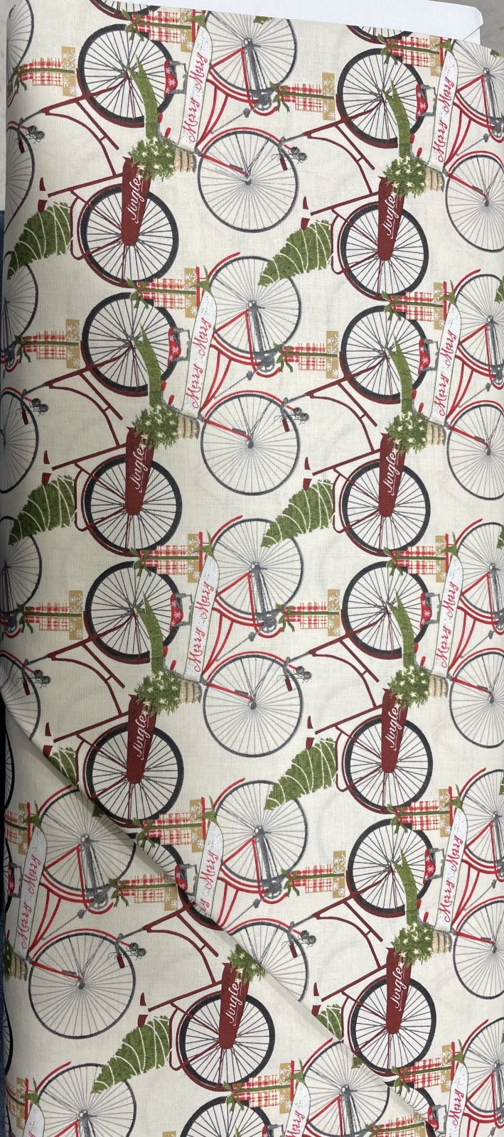 Jingle All The Way - Bicycles