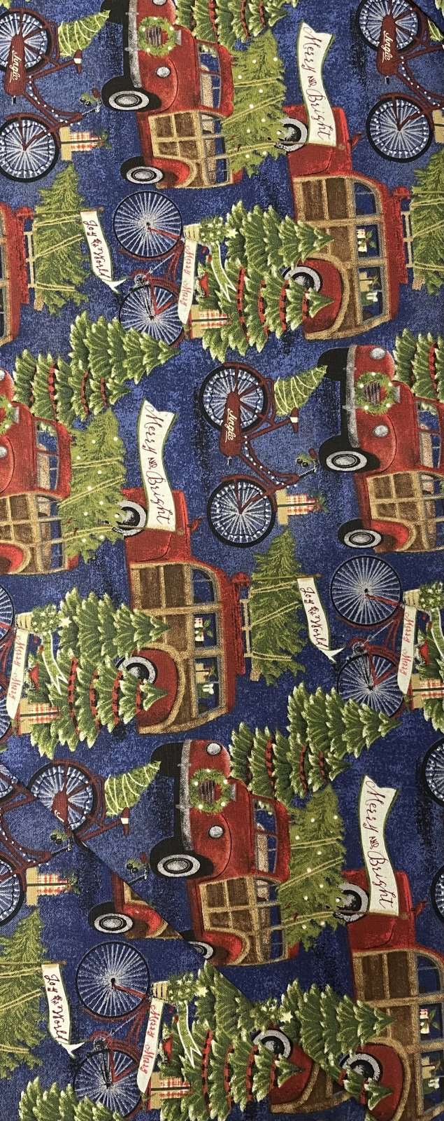 Jingle All The Way - Hauling The Tree