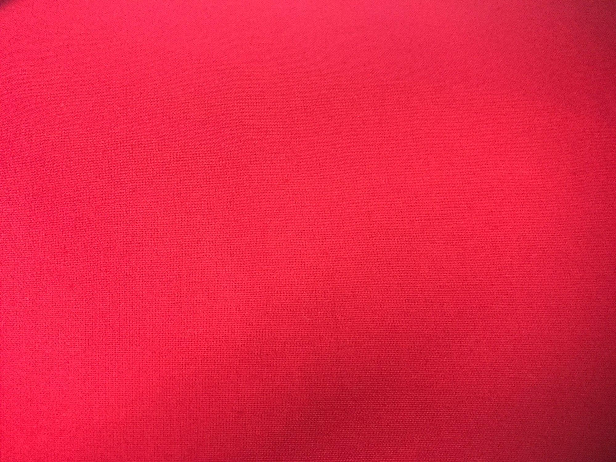 Studio E 108 Quilt Back - Red