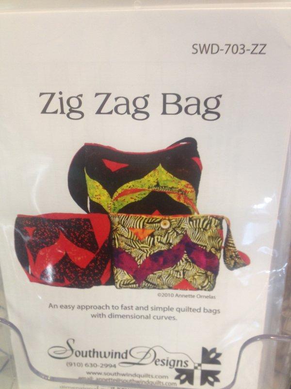 Zig Zag Bag