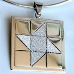 Siesta Silver Jewelry - Friendship Star Block
