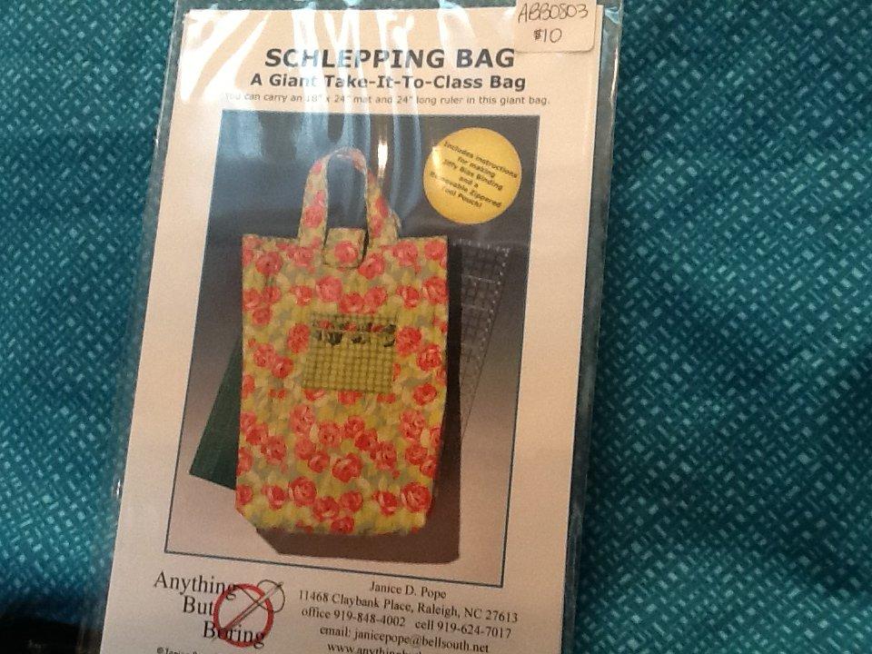 Schlepping Bag