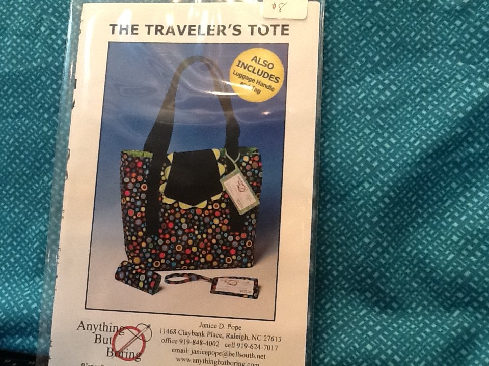 The Travelor's Tote