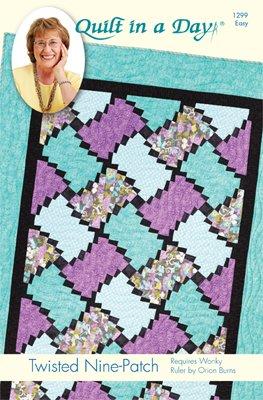 QIAD - Twisted Nine Patch Pattern