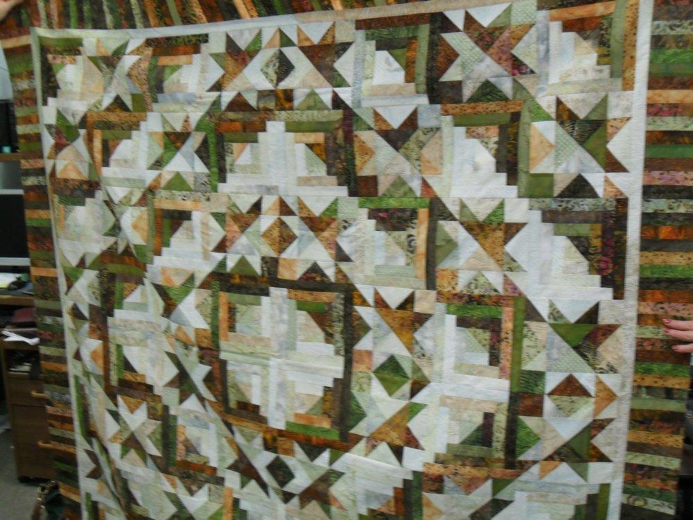 2011 Shop Hop Quilt