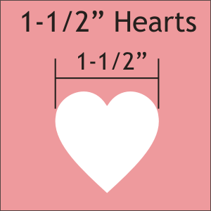 1-1/2 Heart