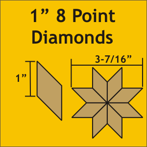1 8-Point Diamond