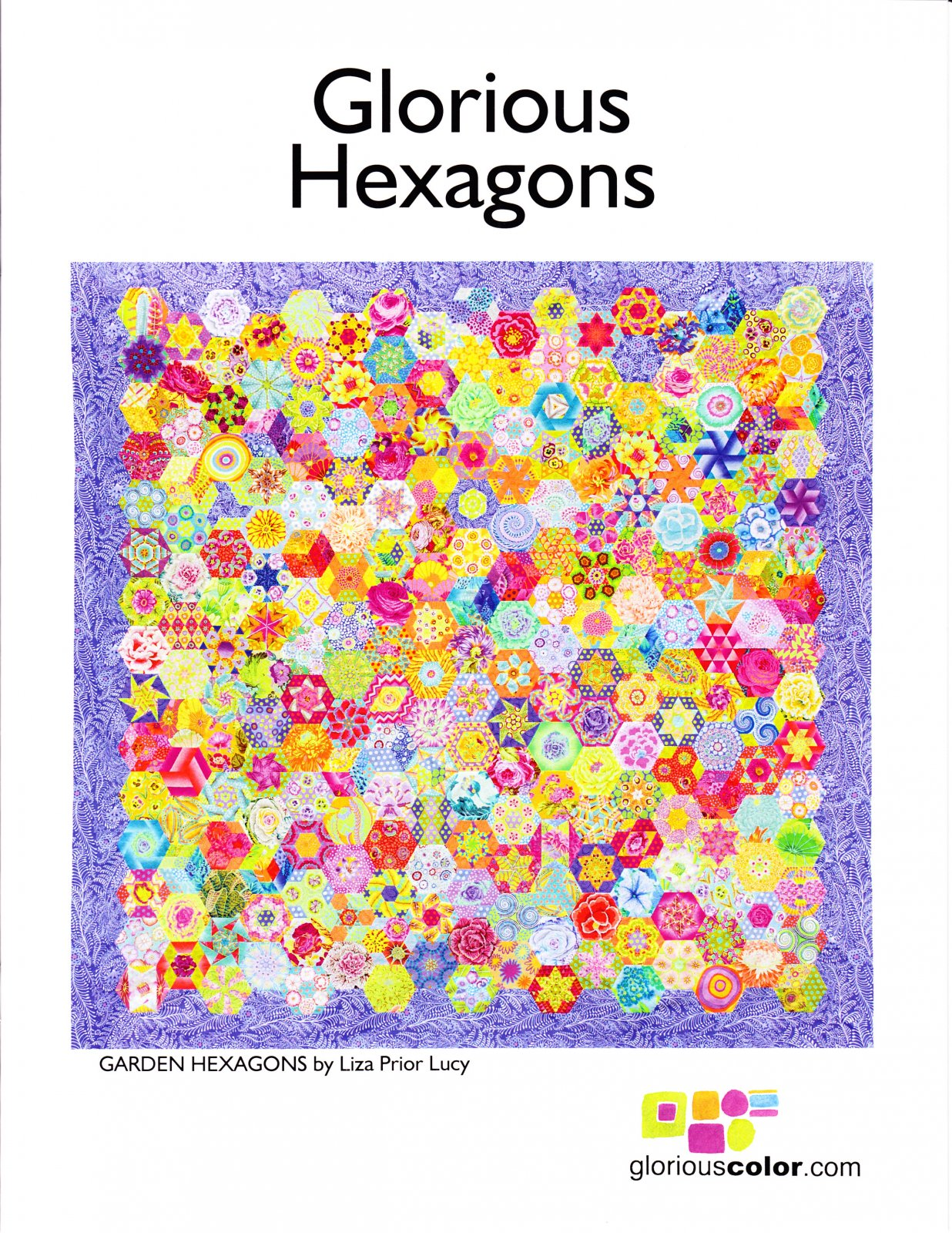 Glorious Hexagons Booklet