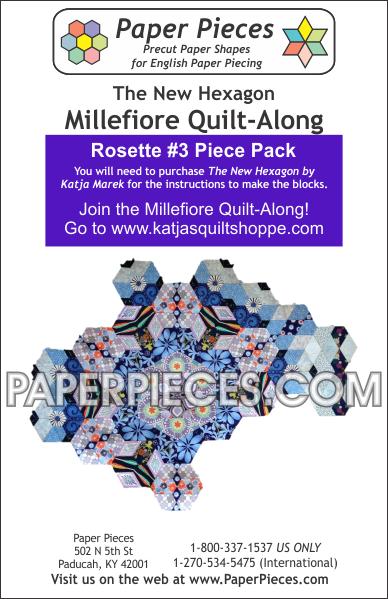 Rosette #3 Piece Pack