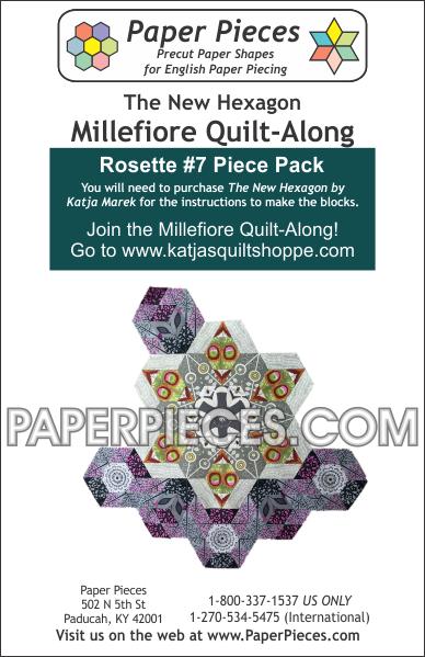 Rosette #7 Piece Pack