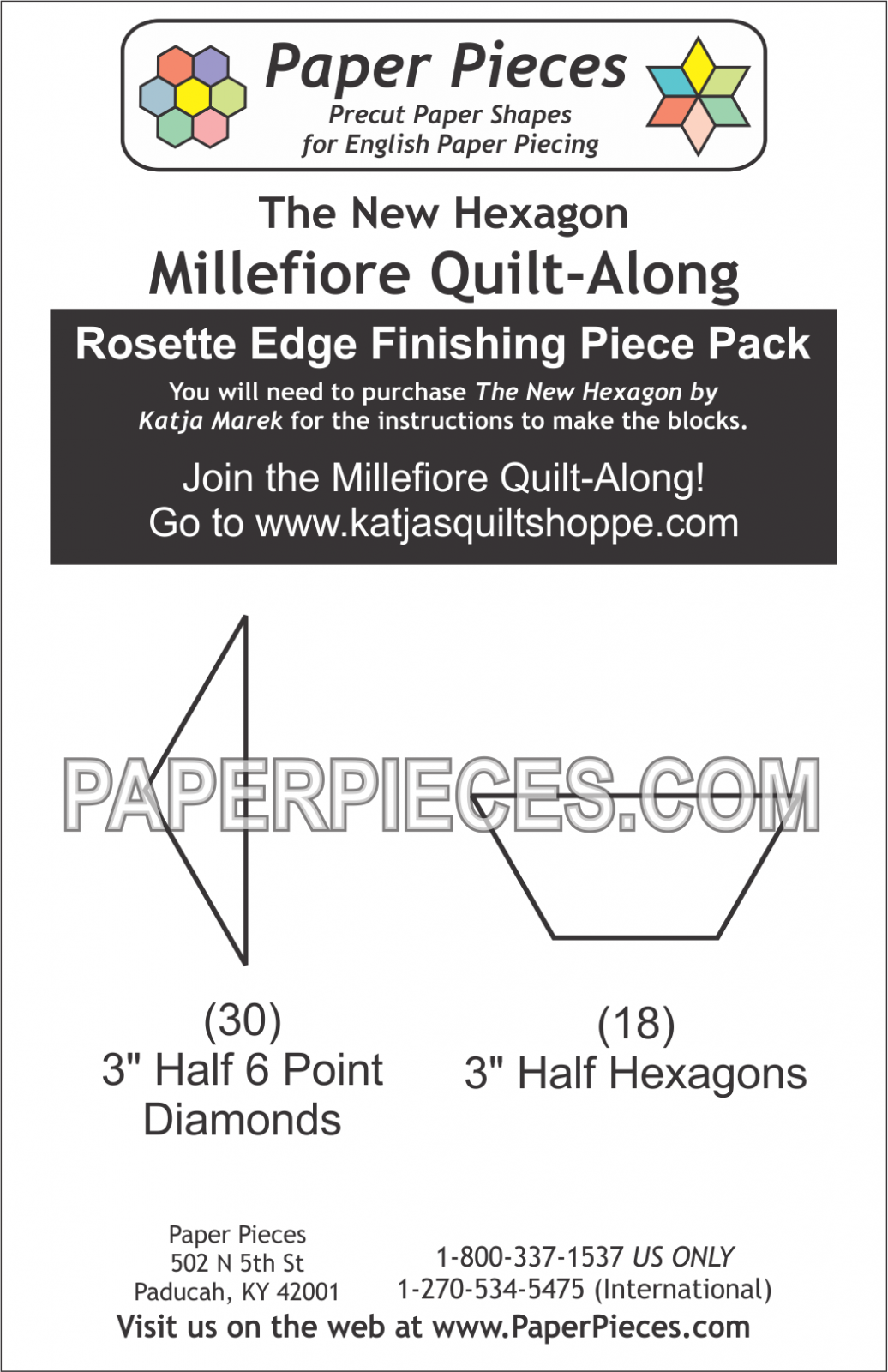 Edge Filler Pack