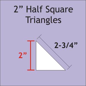 2 Half Square