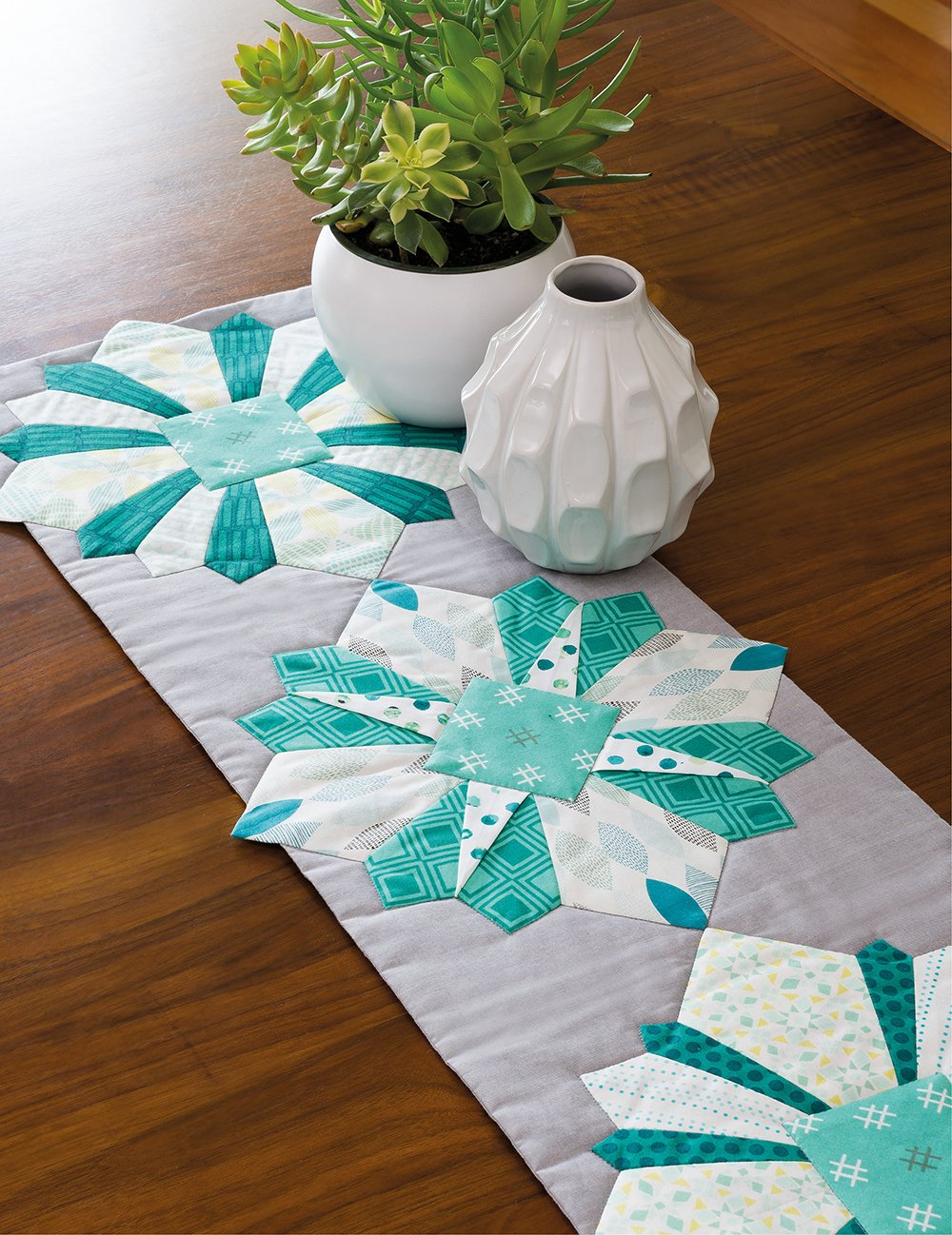 Over the Edge Table Runner