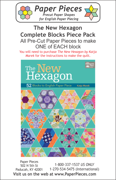 The New Hexagon Complete Piece Pack