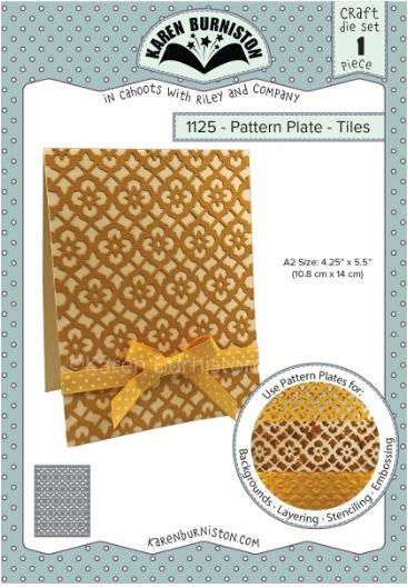 Pattern Plates - Tiles