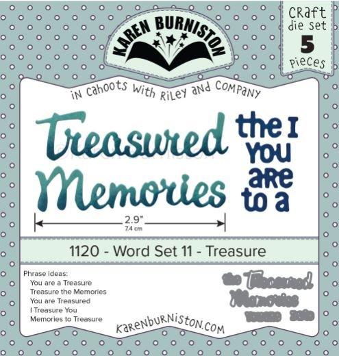 Word Set 11 - Treasure