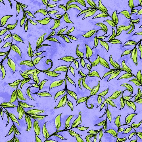 Garden Whimsy Leaf 35