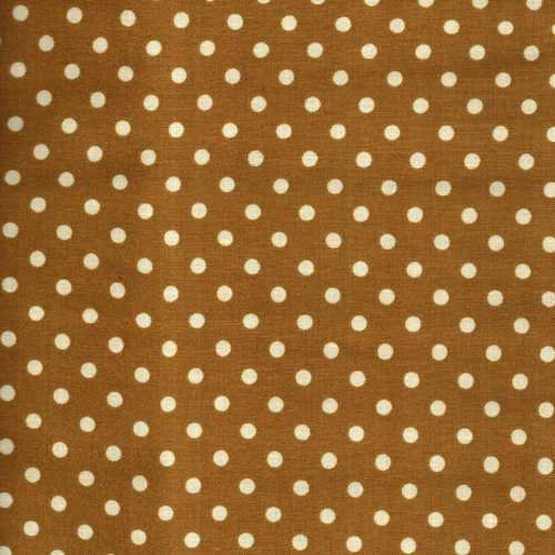 All About Coffee Red Dots 678