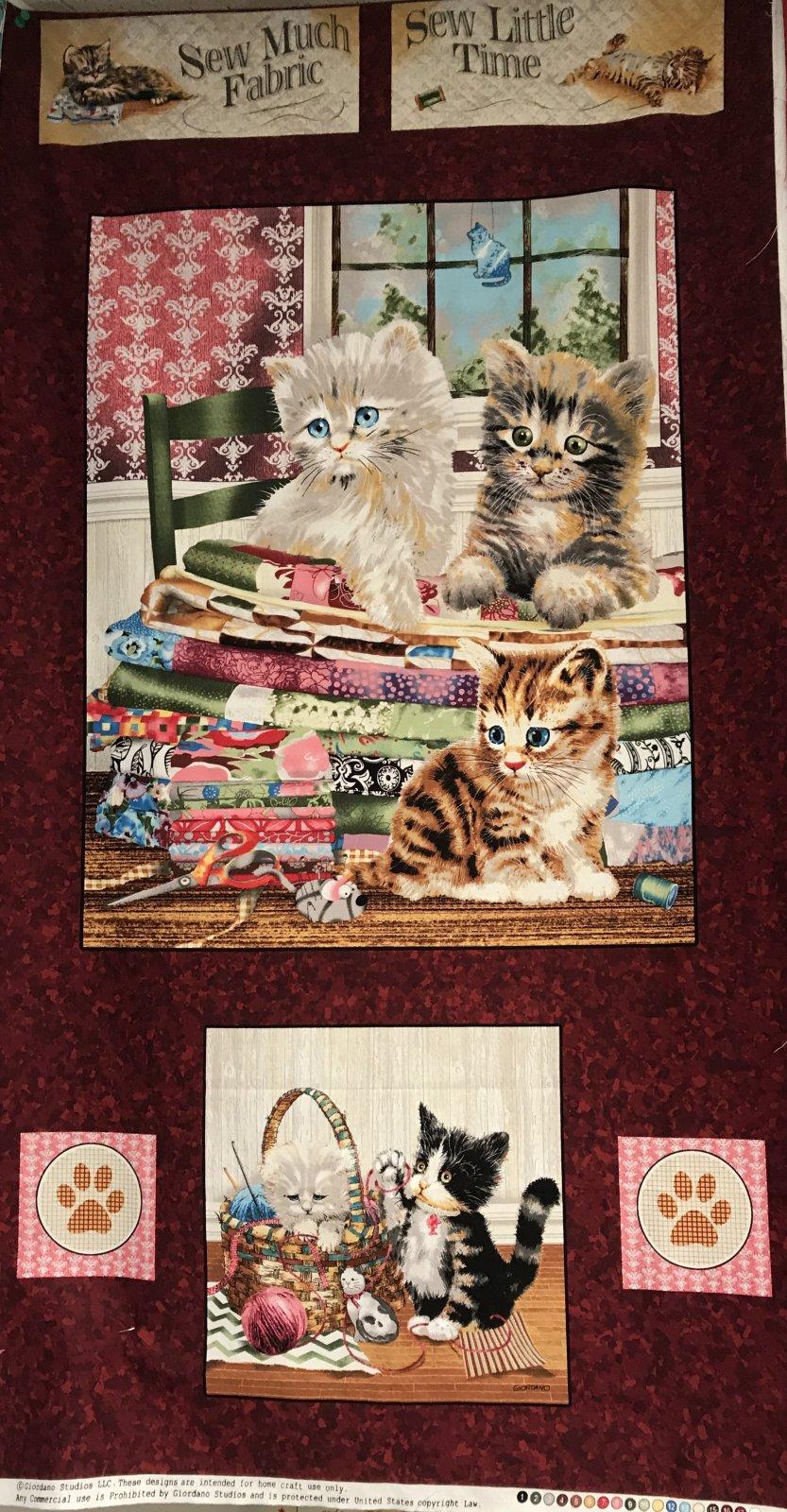 Krafty Kittens Panel