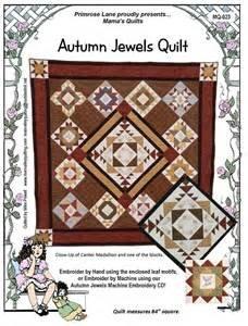 Autumn Jewels Quilts