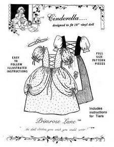 Cinderella 18 inch doll