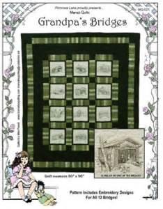 Grandpa's Bridges Quilt