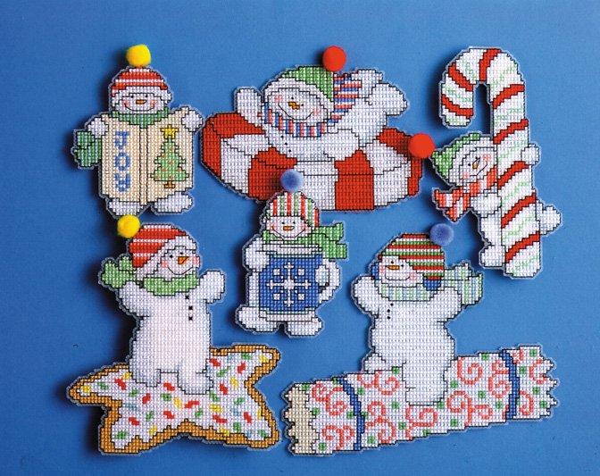 # 1669 Sweetie Snowman