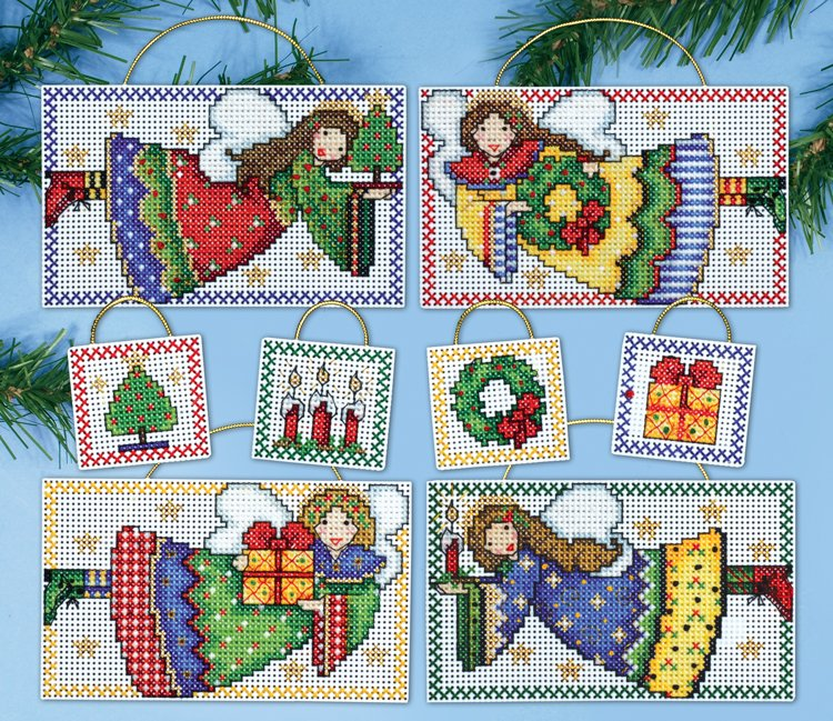 # 1690 Folk Art Angels