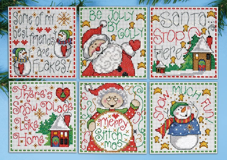 # 1698 Merry Stitch-mas