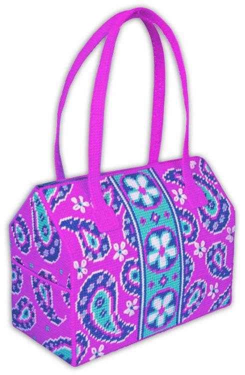 # 2214 Paisley Tote Bag
