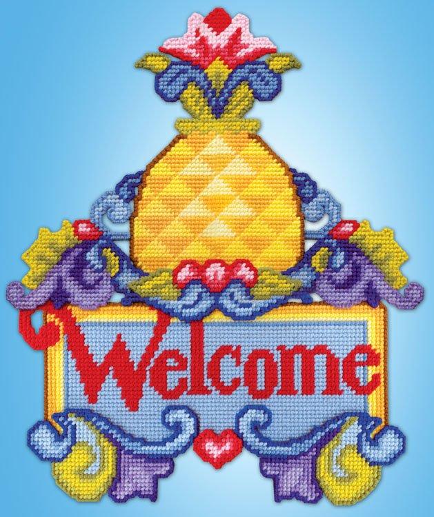 # 2274 Pineapple Welcome