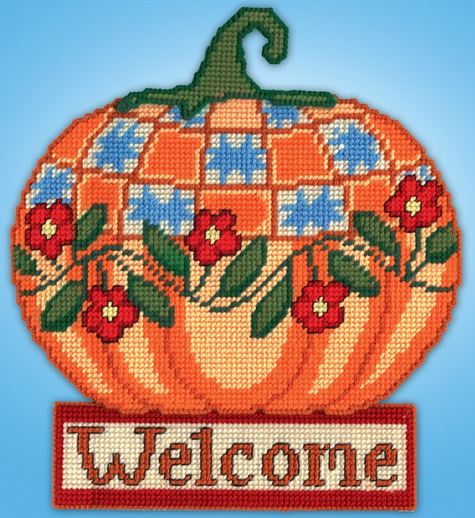 # 2281 Welcome Pumpkin