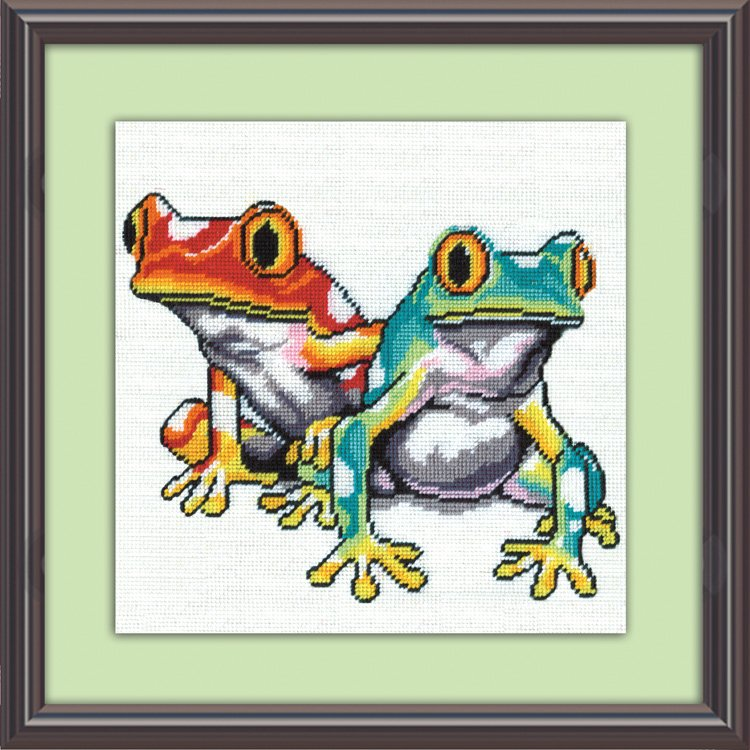 # 2519 Frogs